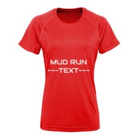 Ladies Technical T-shirt - Customisable