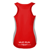 Ladies Performance Contrast Vest - Customisable