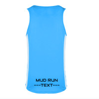 Performance Contrast Vest - Customisable