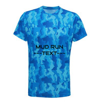Performance Camo T-shirt - Customisable