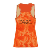 Ladies Performance Camo Vest - Customisable