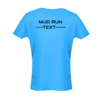 Ladies Performance T-shirt - Customisable