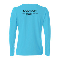 Ladies Performance Long Sleeve T-shirt - Customisable