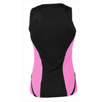 Ladies Performance Vest - Panelled design