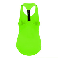 Ladies Performance Vest - Strap back