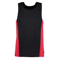 Contrast Panel Vest - Performance Fabric