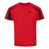 Team T-shirt - Contrast Sleeves