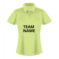 Ladies Team Polo Shirt