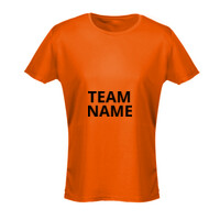 Ladies Team T-shirt