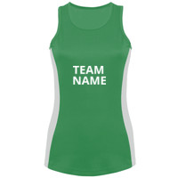 Ladies Team Vest - Contrast