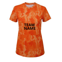 Ladies Team T-shirt - Camo