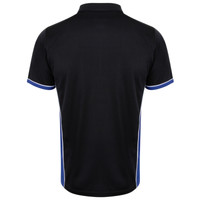 Performance Contrast Panel Polo Shirt