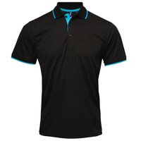 Performance Polo - Contrast Neck and Collar