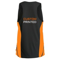 Performance Vest - Contrast Panel