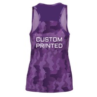 Ladies Performance Vest - Camo Style
