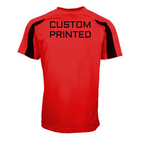 Performance T-shirt - Contrast Sleeves
