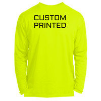 Performance T-shirt - Long Sleeves