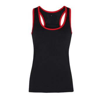 Ladies Racer Back Technical Vest - Performance Fabric Thumbnail