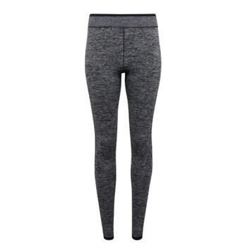 Ladies Seamless Fitted Leggings - Performance Fabric Thumbnail
