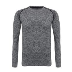 Seamless Fit Long Sleeve Top - Perfomance Fabric Thumbnail